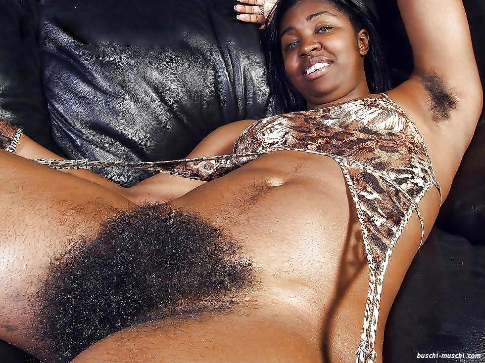 Hairy black girls videos
