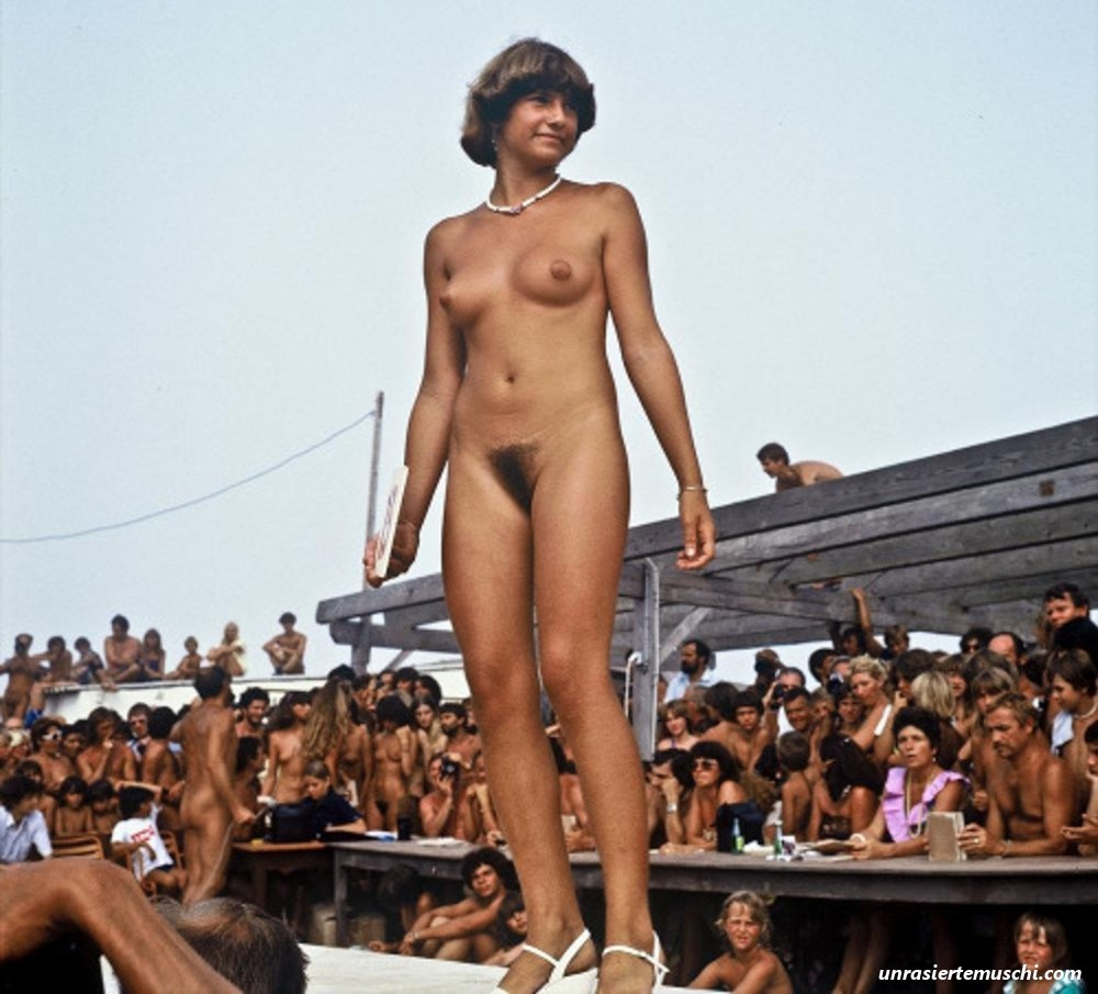 Jung frei nudist beauty pageant